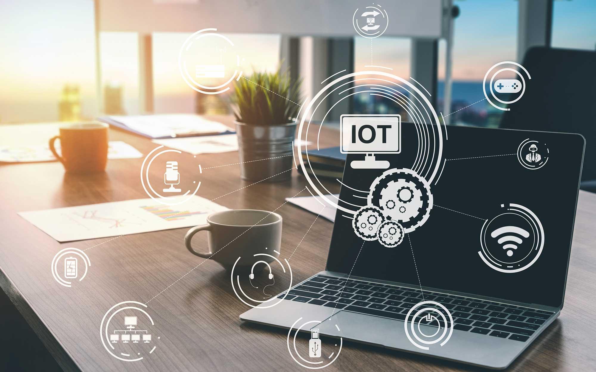 internet des objets connectés (IoT)