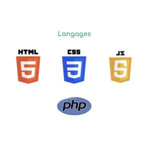 langages web