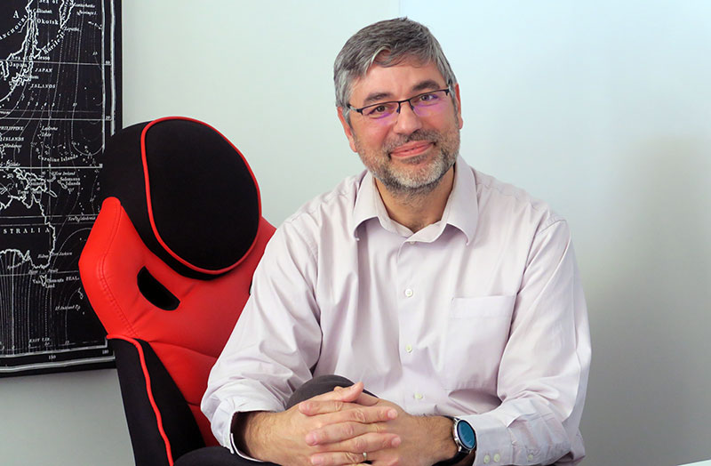 Hervé Millet fondateur de Waya tech