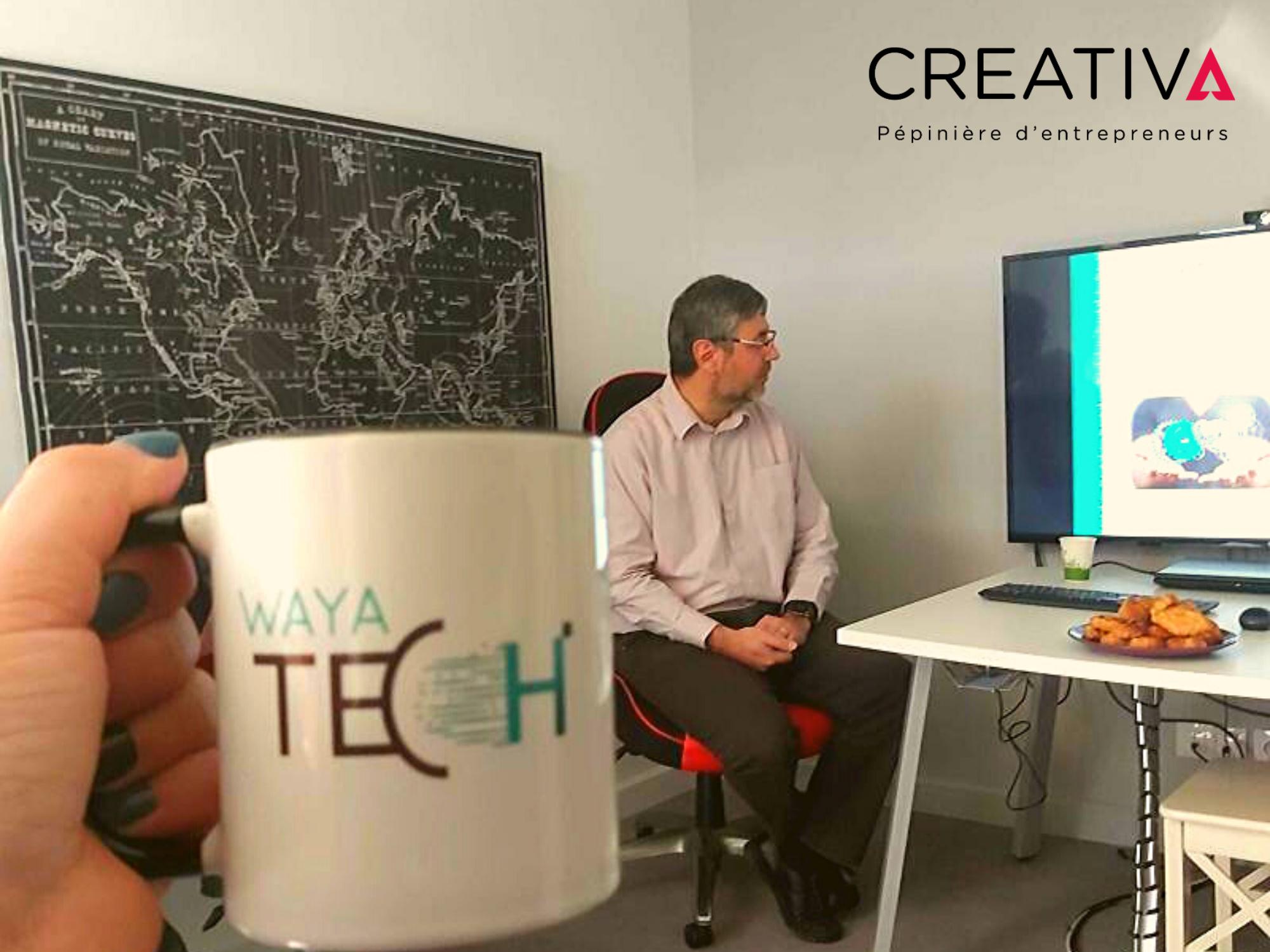 Waya tech rencontre Créativa Avignon